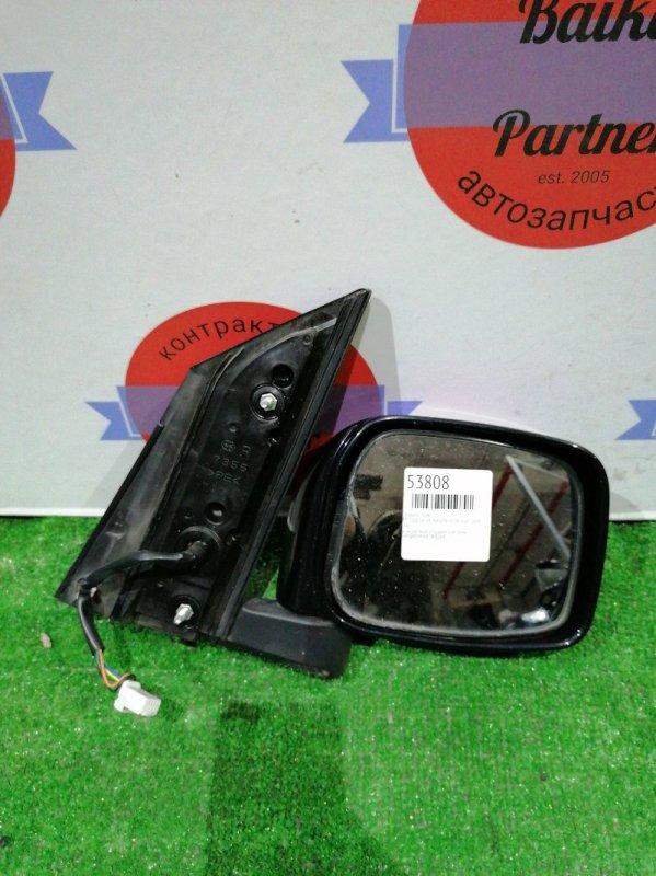 Зеркало Mitsubishi Ek Wagon H82W 3G83 2009 правое