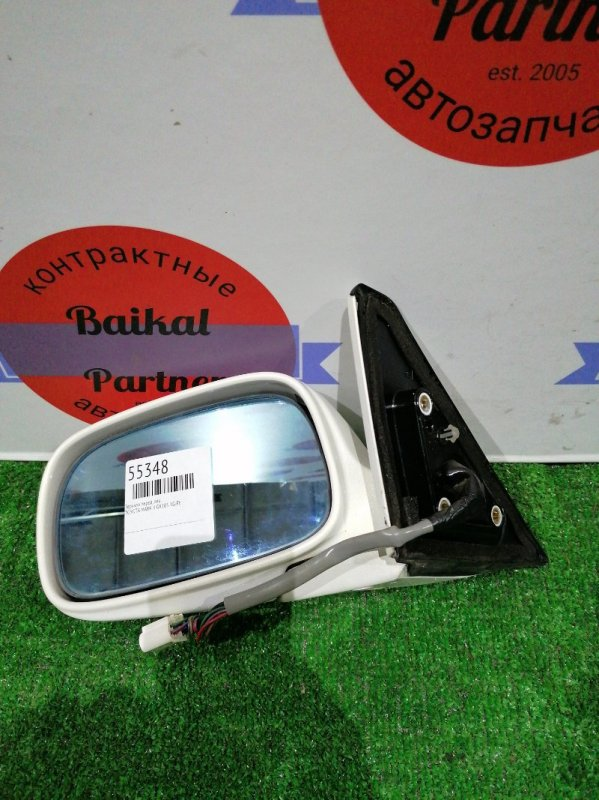 Зеркало Toyota Mark Ii GX105 1G-FE переднее левое
