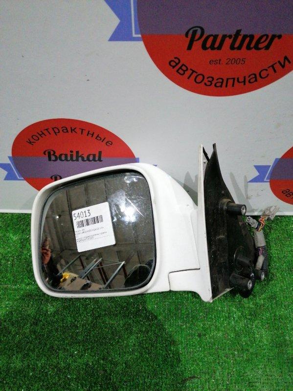 Зеркало Nissan Largo NW30 KA24DE 1996 левое