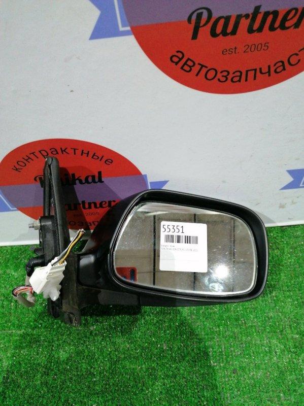Зеркало Toyota Allion ZZT245 1ZZ-FE 2002 правое