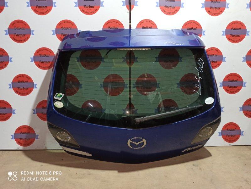 Дверь 5-я Mazda Axela BK5P ZY-VE 15.06.2007