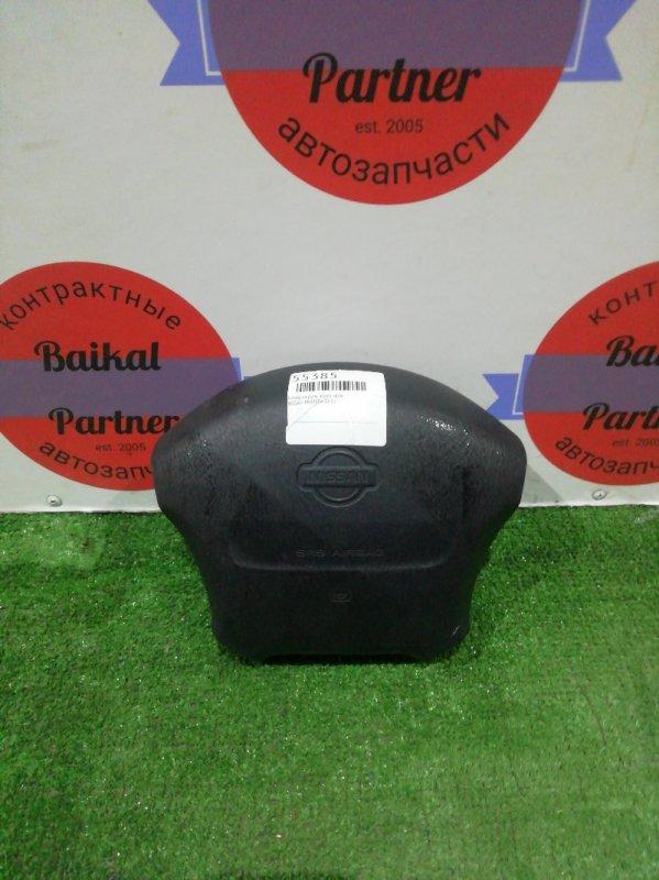 Airbag на руль Nissan Primera HP10 передний правый