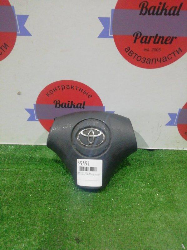Airbag на руль Toyota Corolla Fielder NZE124G 1NZ-FE 2003 передний правый