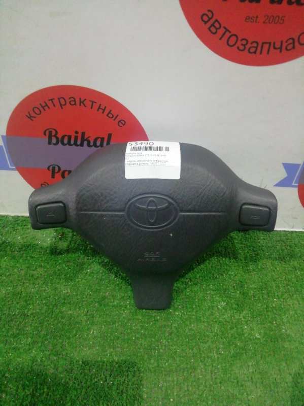Airbag на руль Toyota Carina ST215 3S-FE 1997