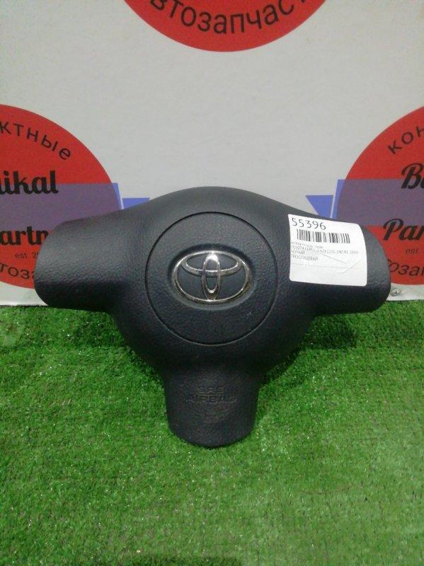 Airbag на руль Toyota Corolla NZE121G 1NZ-FE 2004 правый