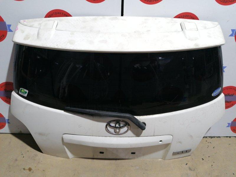 Дверь 5-я Toyota Ist NCP60 2NZ-FE 2003.04