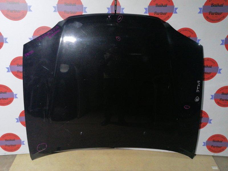 Капот Toyota Caldina ST215G 3S-FE 2001