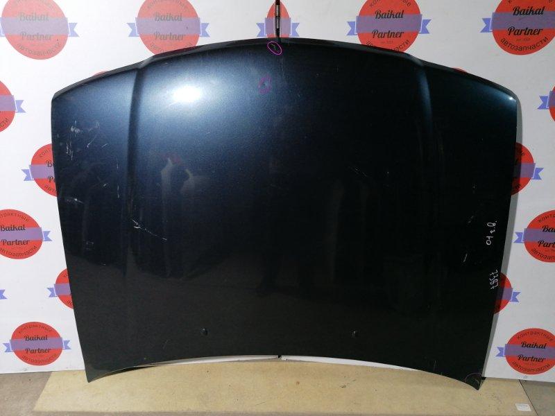 Капот Nissan Sunny FB15 QG15DE