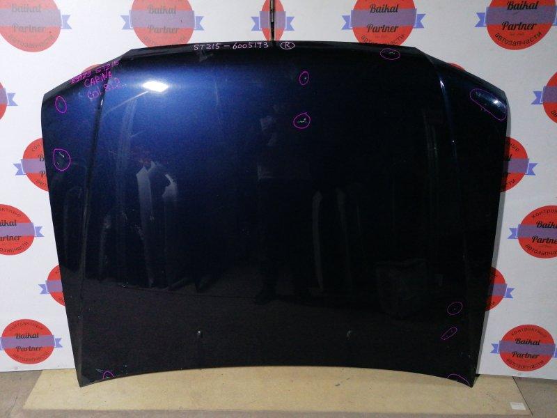 Капот Toyota Carina ST215 3S-FE 1997