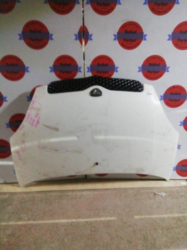 Капот Toyota Vitz SCP10 1SZ-FE