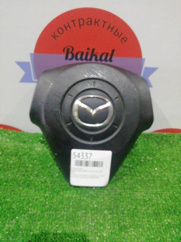 Airbag на руль Mazda Axela BKEP LF-VE 18.06.2007