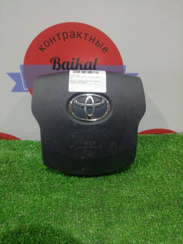 Airbag на руль Toyota Prius NHW20 1NZ-FXE 2005.07