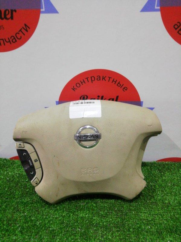 Airbag на руль Nissan Gloria HY34 VQ25DE