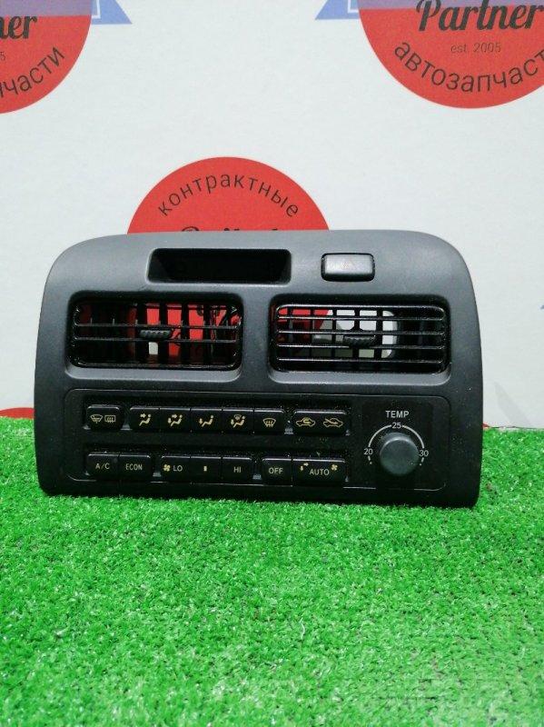 Климат-контроль Toyota Vista SV43 3S-FE