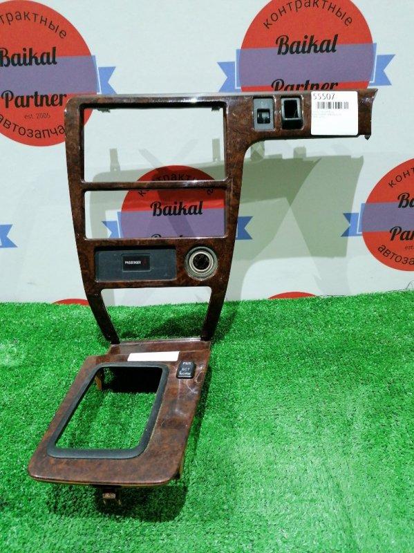 Консоль магнитофона Toyota Mark Ii GX100 1G-FE
