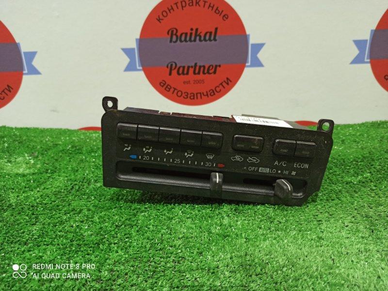 Климат-контроль Toyota Starlet EP91 4E-FE