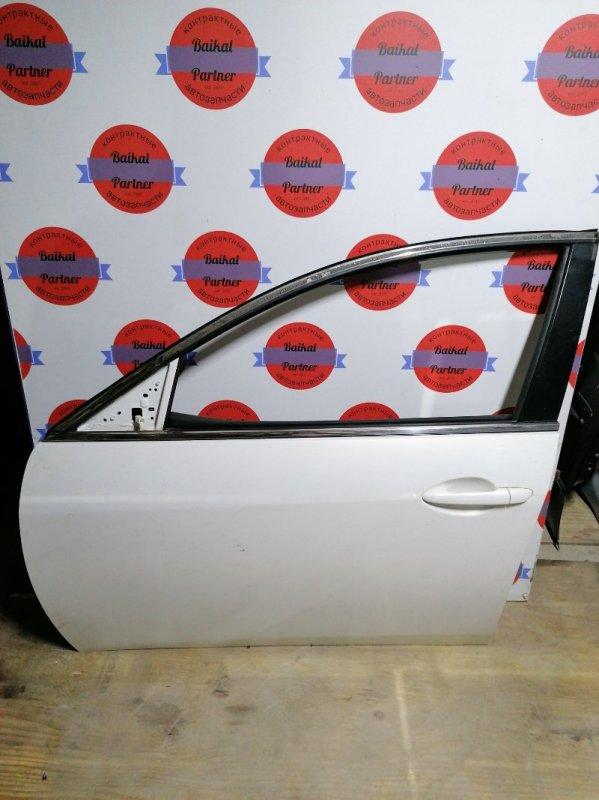 Дверь Mazda Atenza GHEFP LF-VE 07.04.2008 передняя левая