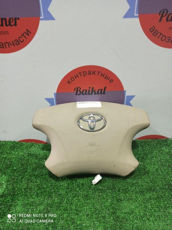 Airbag на руль Toyota Brevis JCG15 1JZ-FSE 2001
