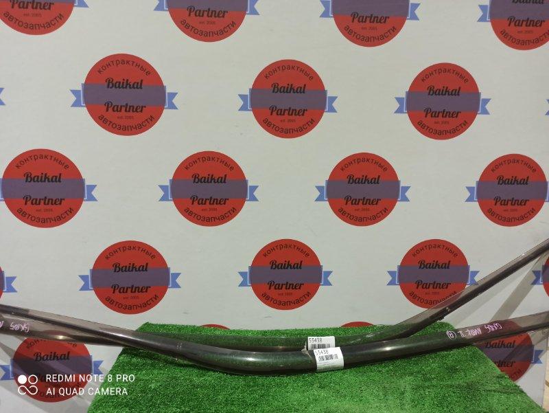 Ветровики комплект Toyota Mark Ii GX105 1G-FE