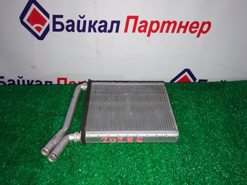 Радиатор печки Toyota Allion ZRT265 2ZR-FE 20286
