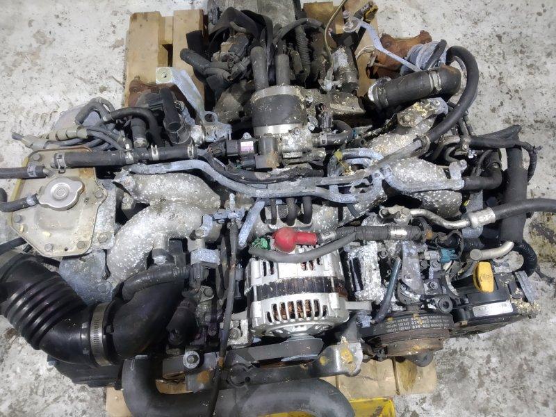 Двигатель Subaru Legacy BE5 EJ20