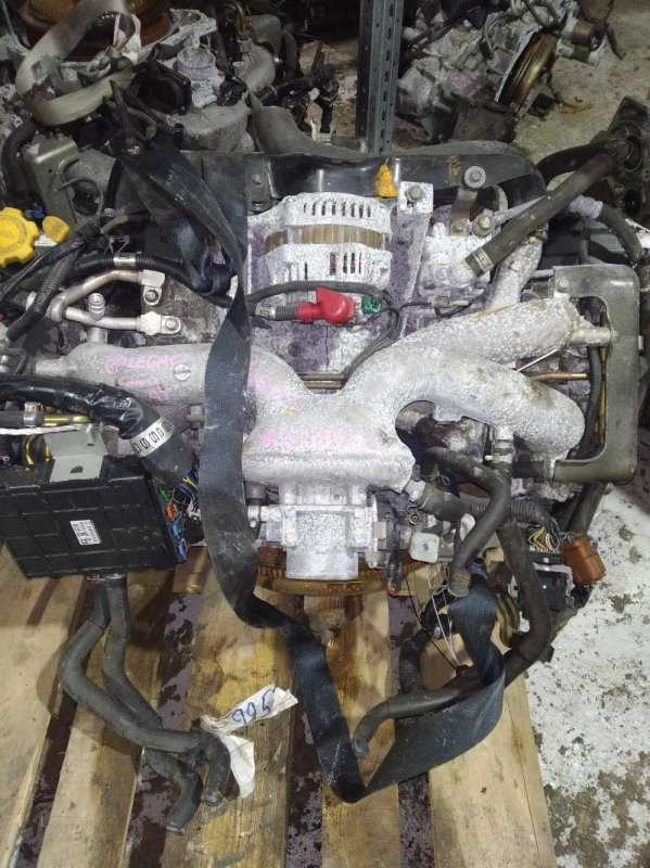 Двигатель Subaru Legacy BL5 EJ20 03.03.2005
