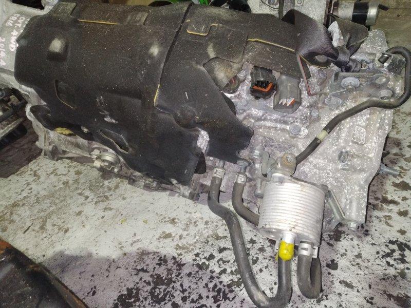 Акпп Subaru Levorg VM4 FB16 2014 TR580D59BA