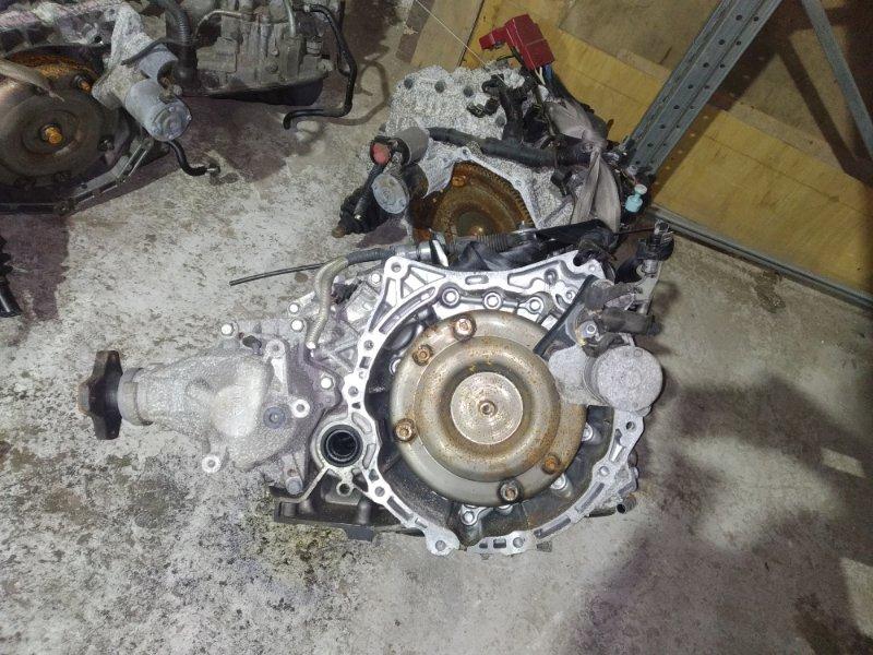 Акпп Nissan Dualis (Qashqai) NJ10 MR20DE