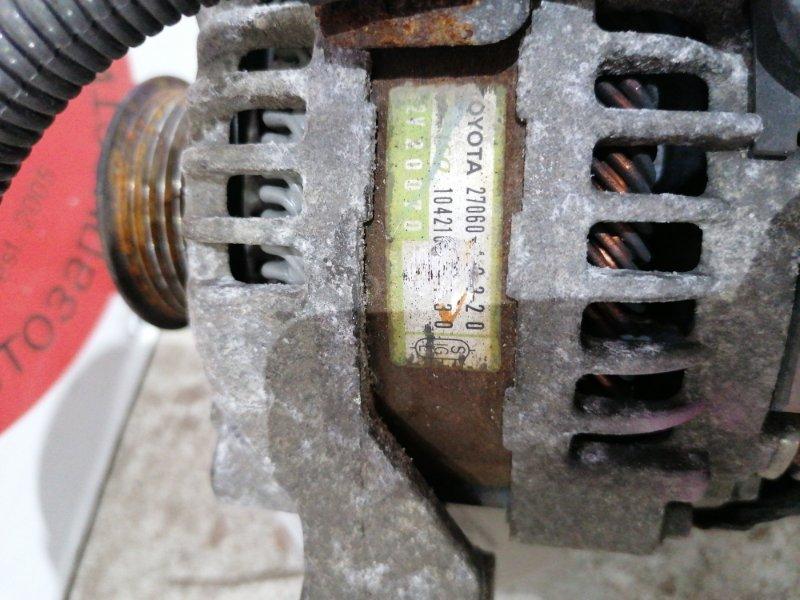 Генератор Toyota Progres JCG15 1JZ-FSE 2001 104210-3130