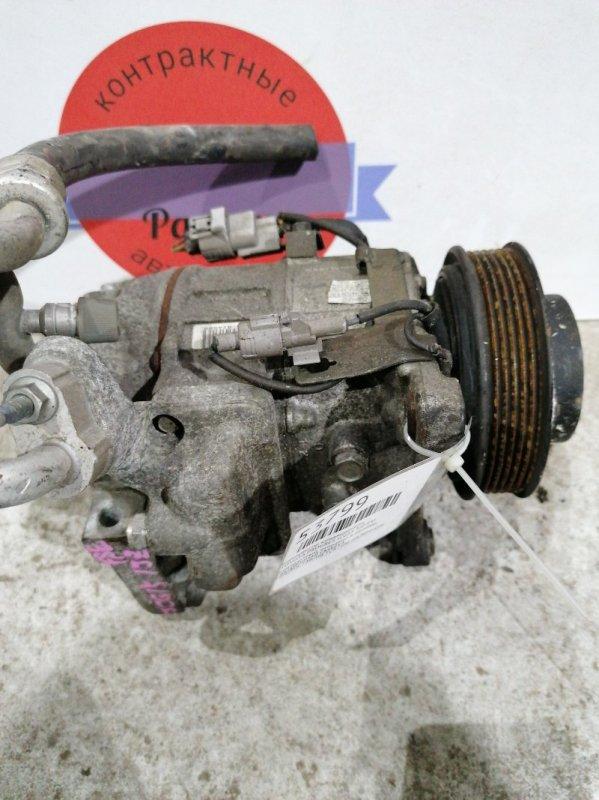 Компрессор кондиционера Toyota Progres JCG15 1JZ-FSE