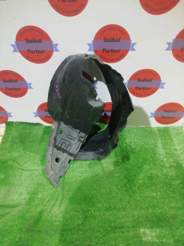 Подкрылок Nissan Wingroad WFY11 QG15-DE передний правый