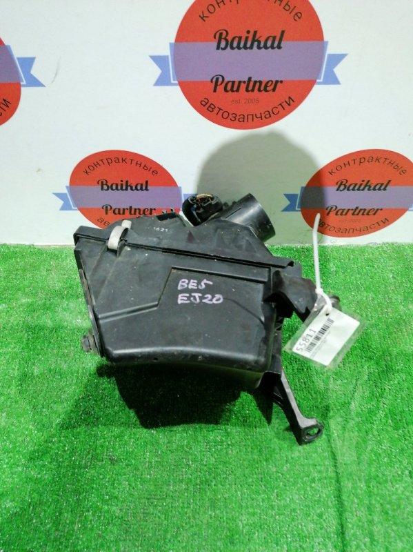 Корпус воздушного фильтра Subaru Legacy BE5 EJ20 2001