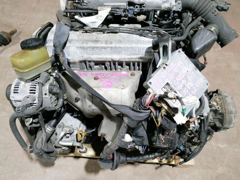 Двигатель Toyota Carina ST215 3S-FE 1997