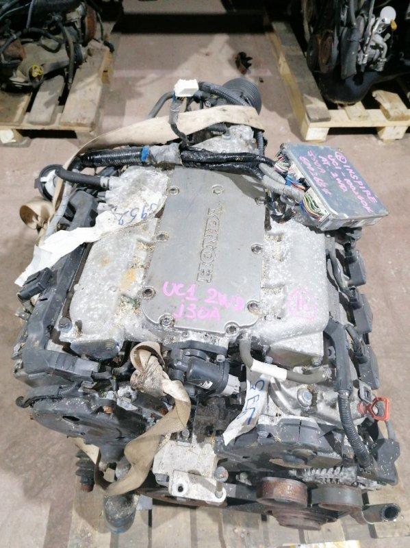 Двигатель Honda Inspire UC1 J30A 2004