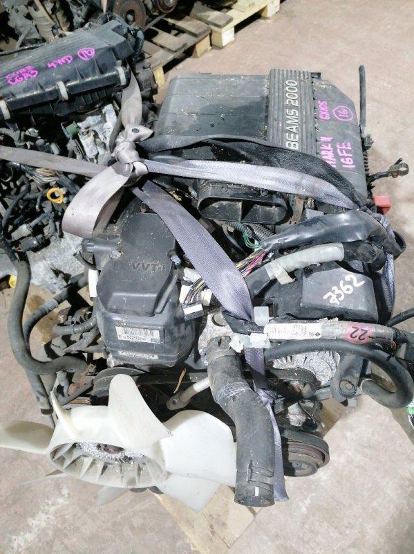 Двигатель Toyota Mark Ll GX105 1G-FE 2000