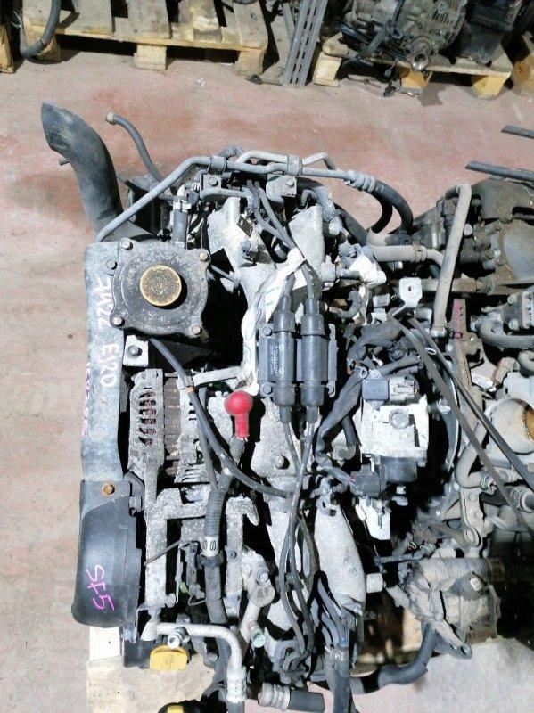 Двигатель Subaru Forester SF5 EJ20 14.05.2001