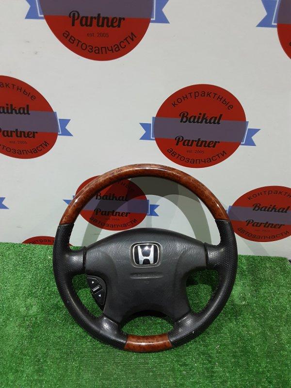 Руль Honda Saber UA5
