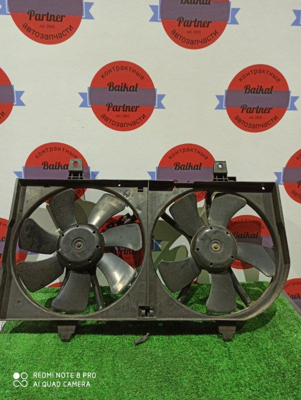 Диффузор Nissan Sunny FB15 QG15DE 2000