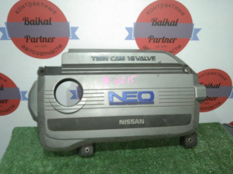 Накладка на двс Nissan Sunny FB15 QG15-DE