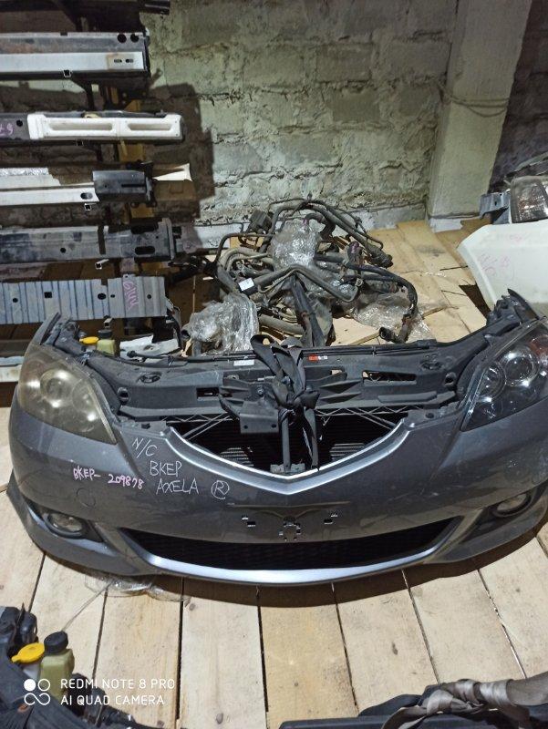 Ноускат Mazda Axela BKEP LF-DE 08.02.2006