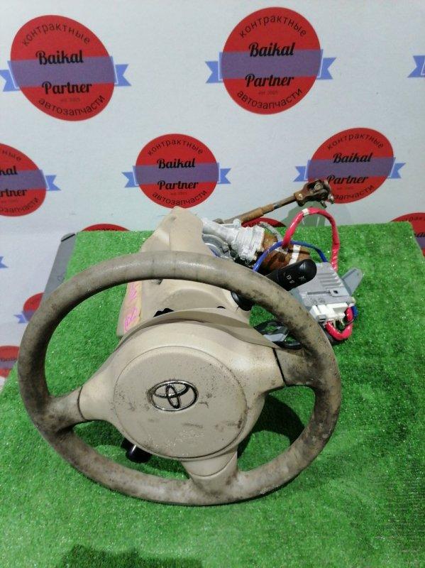 Рулевая колонка Toyota Sienta NCP81G 1NZ-FE