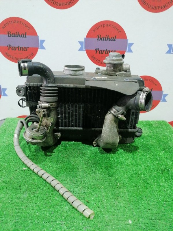 Интеркуллер Subaru Legacy BE5 EJ20
