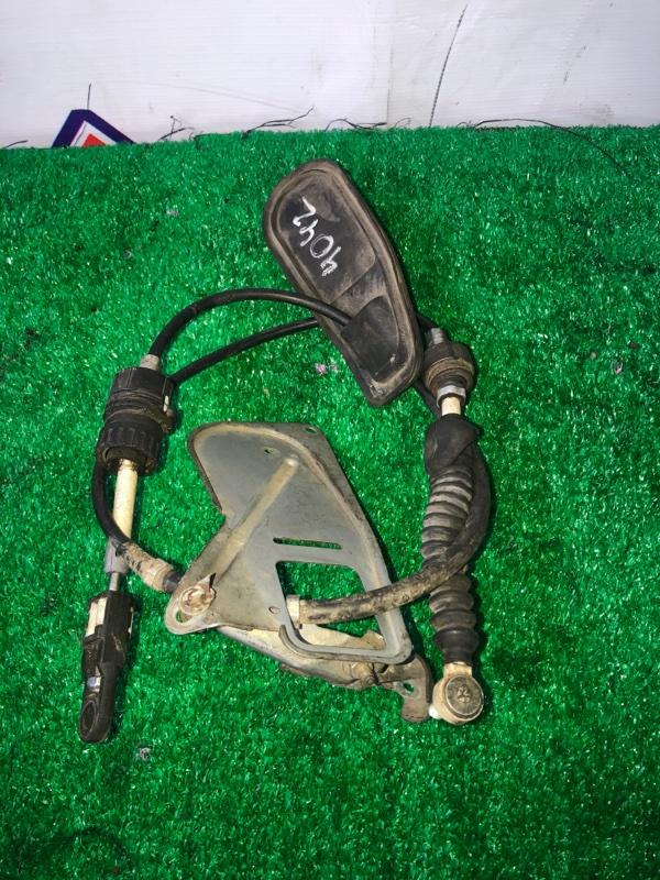 Тросик кпп Toyota Corolla Axio NZE144 1NZ-FE 4042