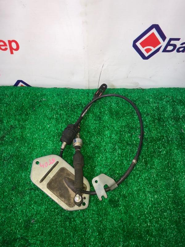 Тросик кпп Toyota Belta KSP92 1KR-FE 4039