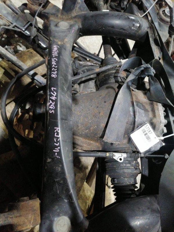 Тросик ручника Lexus Gs450H GWS191 2GR-FSE 2006.05