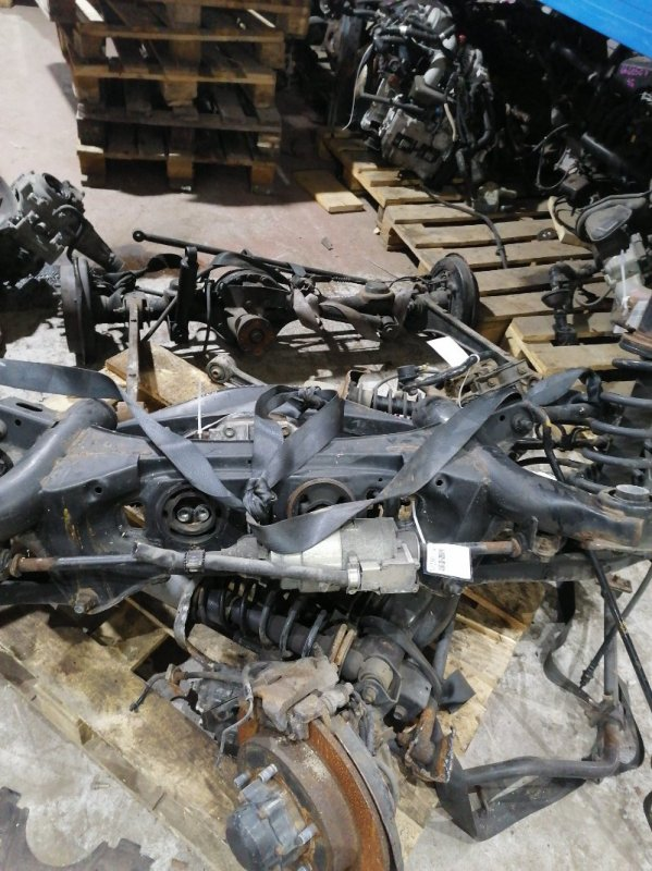 Стабилизатор Lexus Gs450H GWS191 2GR-FSE 2006.05 задний