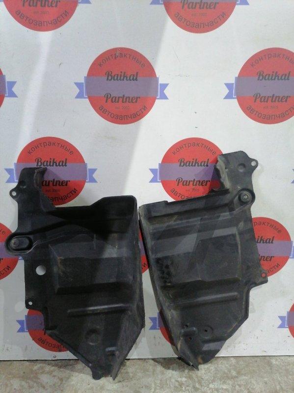 Защита двс пластик Nissan Wingroad WFY11