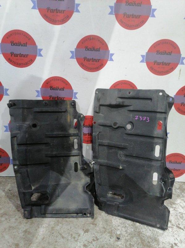 Защита двс пластик Toyota Vista SV43 3S-FE