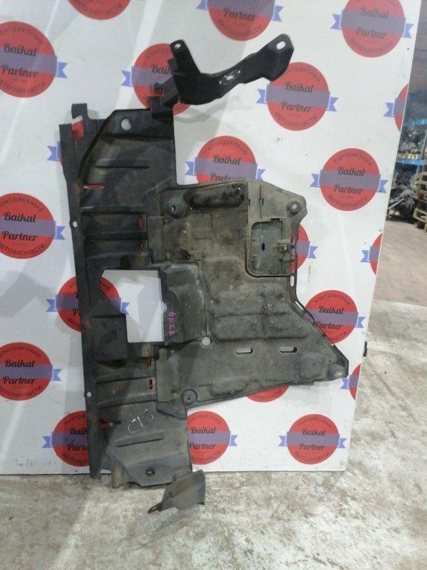 Защита двс пластик Honda Accord CL9