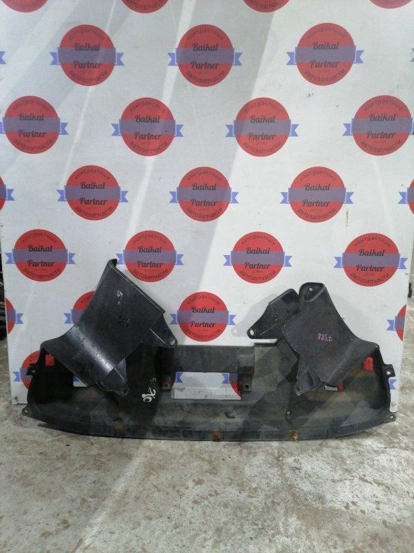 Защита двс пластик Honda Step Wagon RF4 K20A
